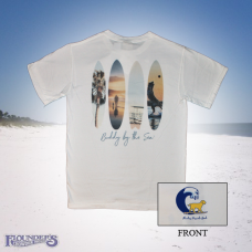 Buddy Surfboard Tee