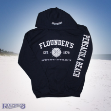 Flounder's Compass Hoodie