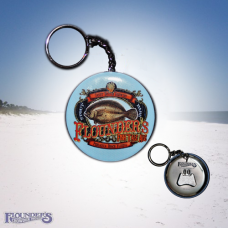 Fish Tale Ale Bottle Opener Key-Chain