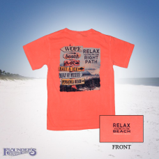 Relax, You're at the Beach- N. Orange
