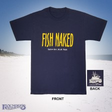 Fish Naked T-Shirt