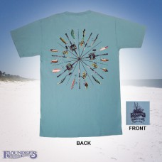 Fishing Pole Tee