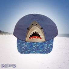 Big Mouth Shark Cap