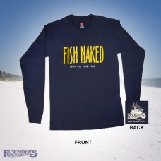 Fish Naked Long Sleeve